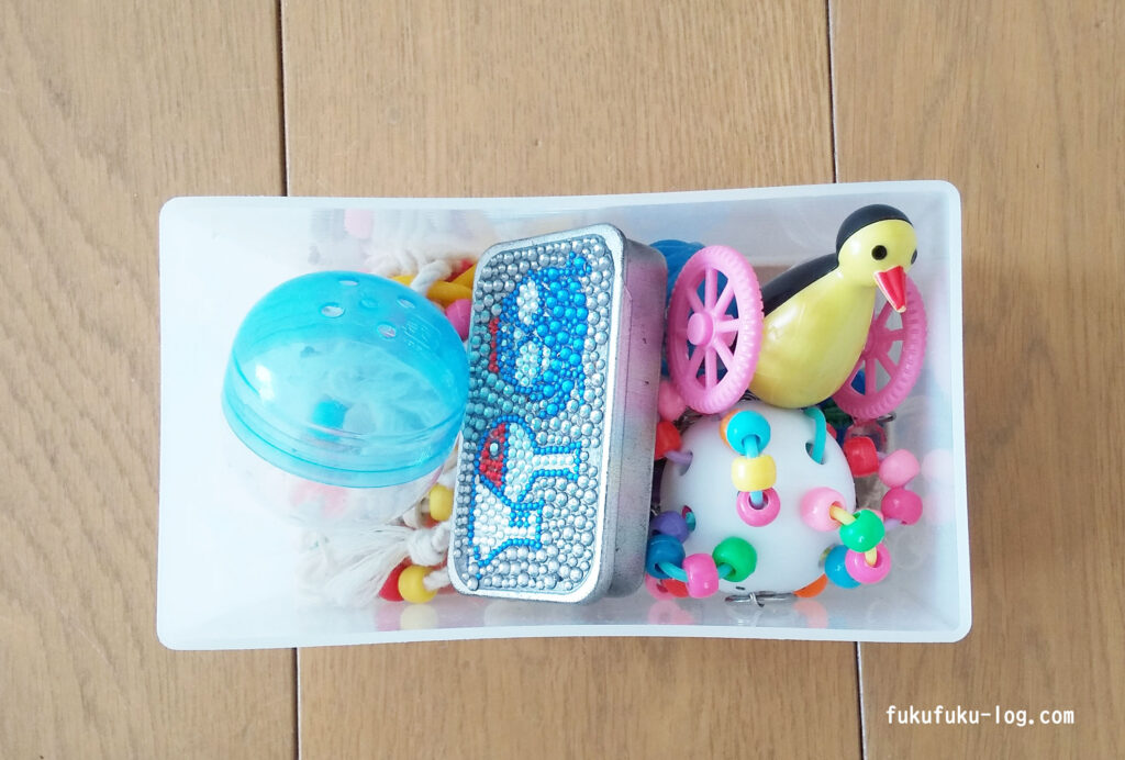 インコのおもちゃ箱